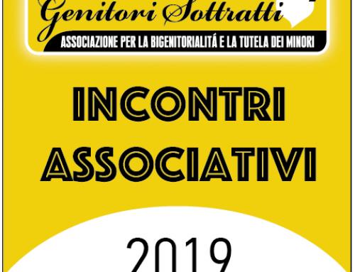 Incontri Associativi 2019