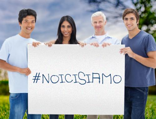 #NOICISIAMO è l'hashtag dei genitori responsabili